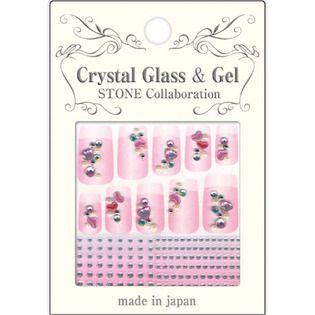 BN ビー・エヌクリスタル ガラス&ジェル ストーンコラボレーション PSS-18PSS-18の画像