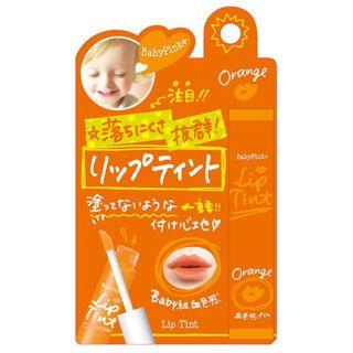ベビーピンクプラス 牛乳石鹸共進社ベビーピンクプラス リップティント 03 オレンジ-の画像