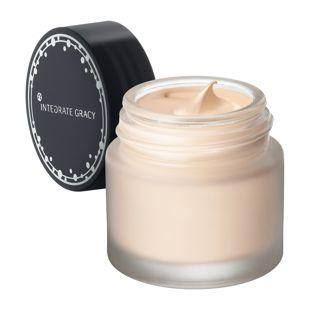 インテグレート グレイシィ モイストクリーム ファンデーション ピンクオークル10 赤味よりで明るめの肌色 25g SPF22 PA++ の画像 0