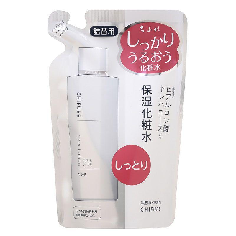 ちふれ化粧品ちふれ 化粧水 しっとりタイプ 詰替用150MLのバリエーション1