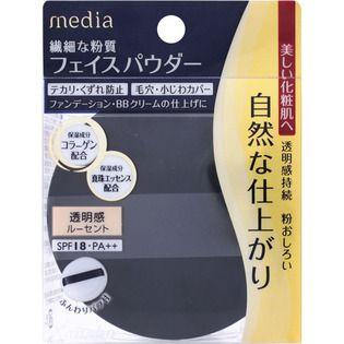 メディア カネボウ化粧品メディア フェイスパウダーAA ルーセント20gの画像