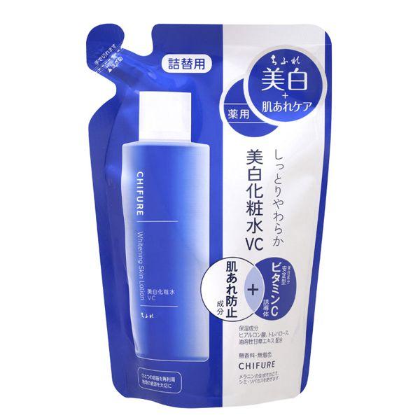 ちふれの美白化粧水 VC 【詰替用】 <医薬部外品> 180mlに関する画像1