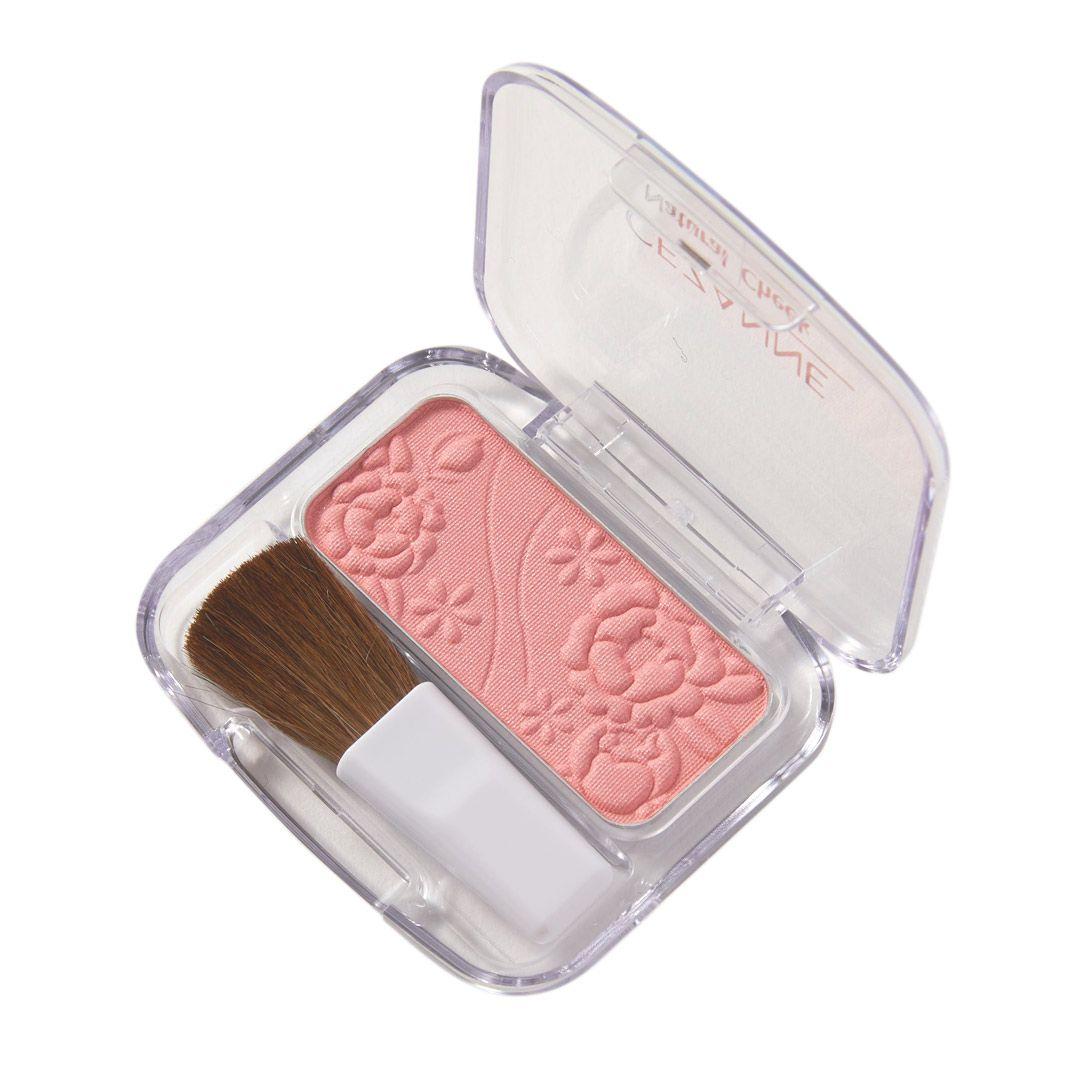 セザンヌ化粧品セザンヌ ナチュラル チークN 13 ローズ系ピンクのバリエーション5