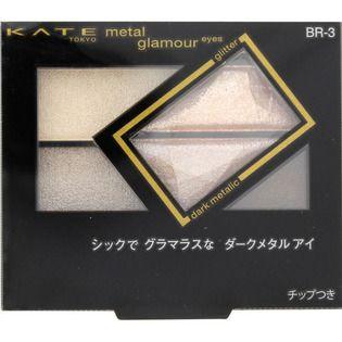 ケイト メタルグラマーアイズ BR-3 3gの画像