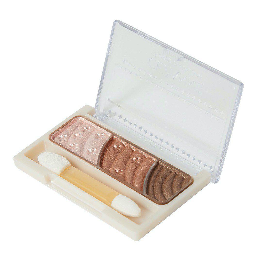 セザンヌ化粧品トーンアップアイシャドウ 04 ピンクブラウン2.6gのバリエーション3