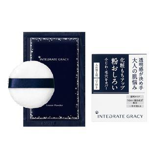 インテグレート グレイシィ ルースパウダー 【レフィル】 7.5g×2袋入の画像