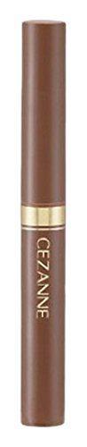 セザンヌ化粧品太芯アイブロウ 02 ナチュラルブラウンのバリエーション1