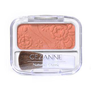 セザンヌ ナチュラル チークN 04 ゴールド オレンジ 4gの画像