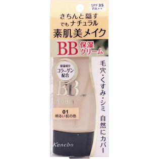 メディア カネボウ化粧品メディア BBクリームN 01 明るい肌の色-の画像