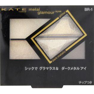 ケイト メタルグラマーアイズ BR-1 3gの画像