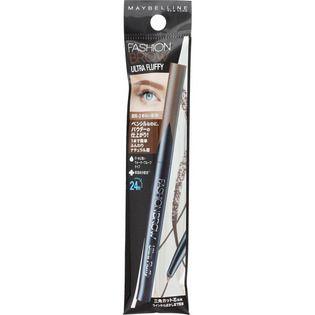 メイベリン ニューヨーク ファッションブロウ パウダーインペンシル BR-03 明るい茶色 0.2gの画像