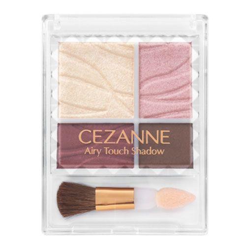 セザンヌ化粧品セザンヌ エアリータッチシャドウ 04 カシスブラウンのバリエーション3