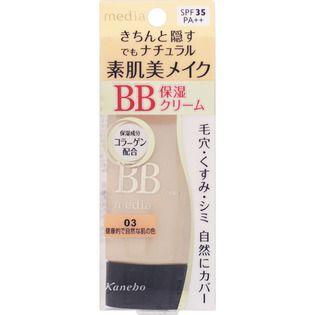 メディア カネボウ化粧品メディア BBクリームN 03 健康的で自然な肌の色-の画像