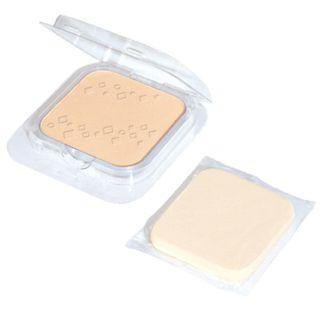 キャンメイク UV シルキーフィットファンデーション  01 ライトオークル 【リフィルのみ】 10g SPF30 PA++の画像