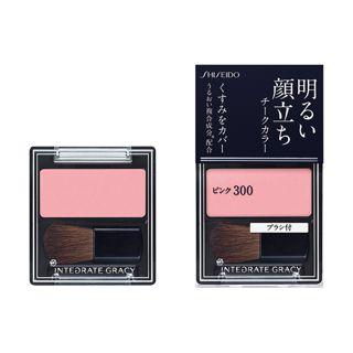 インテグレート グレイシィ チークカラー ピンク300 2gの画像
