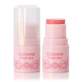 セザンヌ化粧品チークスティック ピーチピンク5gのバリエーション2