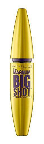 メイベリン ニューヨーク ボリューム エクスプレス マグナム ビッグショット 01 ブラック 10mlの画像