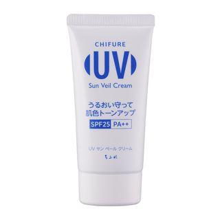 ちふれ UV サン ベール クリーム 50g SPF25 PA++の画像