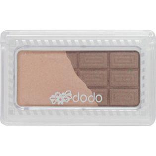 ドドのチョコアイシャドウ CS10 ミルクブラウンに関する画像1