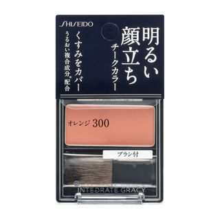 インテグレート グレイシィ チークカラー オレンジ300 2gの画像