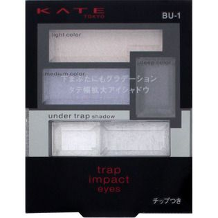 ケイト トラップインパクトアイズ BU-1 生産終了 3gの画像