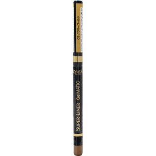 ロレアル パリ 日本ロレアル ロレアル パリ スーパーライナー ジェルマティックペン 03 グラマーゴールドの画像