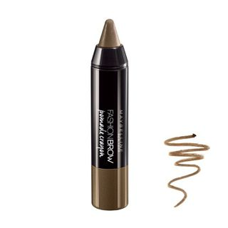 メイベリン ニューヨーク ファッションブロウ ポマードクレヨン BR-1 エスプレッソ(自然な濃茶色)の画像
