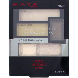カネボウ化粧品ケイト トラップインパクトアイズ GN-1-のバリエーション4