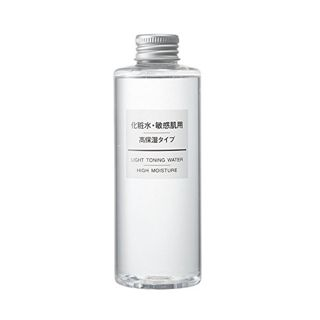 無印良品 化粧水・敏感肌用 高保湿タイプ 200mlの画像