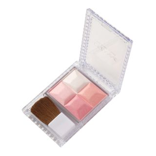 セザンヌ ミックスカラーチーク 01 ピンク系の画像