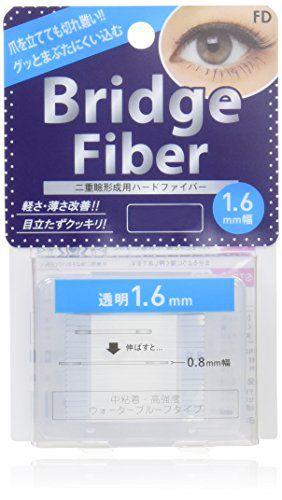 FD エフディ ブリッジファイバーII クリア 1.6mmの画像