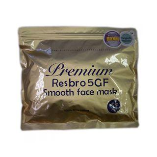 SPC レスブロ5GF スムースフェイスマスク 40Pの画像