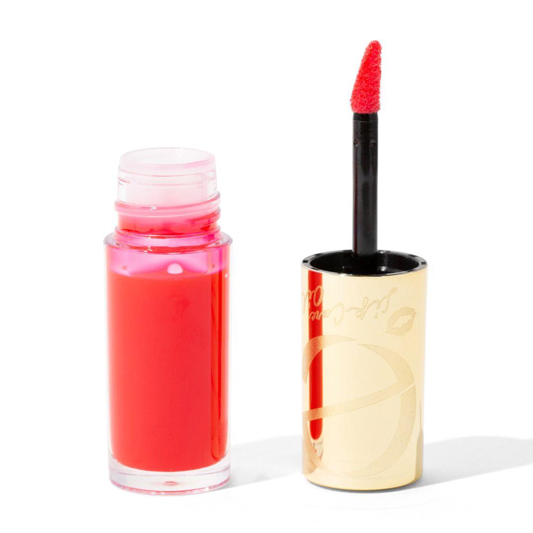 エクセル/リップケアオイル(LO01(ルビーレッド)) EXCEL 口紅のバリエーション1
