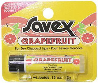 サベックス サベックス SAVEX サベックス リップクリームスティック グレープフルーツ 4.2g (927720)の画像