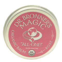 ドクターブロナー ドクターブロナー オーガニック バーム 14g ローズ ボディクリームの画像