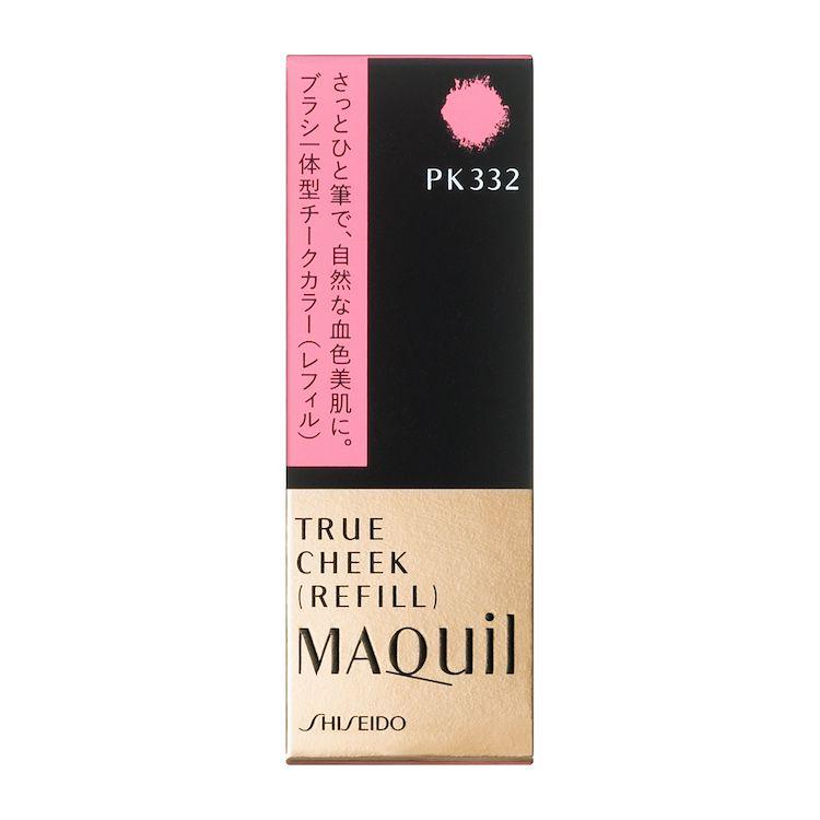 資生堂 マキアージュ トゥルーチーク PK332 (レフィル) 2g ( チーク / shiseido ) - 定形外送料無料 -のバリエーション2