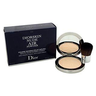 Dior ディオールスキン ヌード エアー パウダー コンパクト 010 アイボリー 生産終了 10gの画像