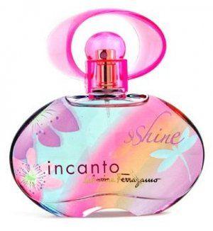 サルヴァトーレ フェラガモ フェラガモ インカント シャイン EDT SP (女性用香水) 50mlの画像
