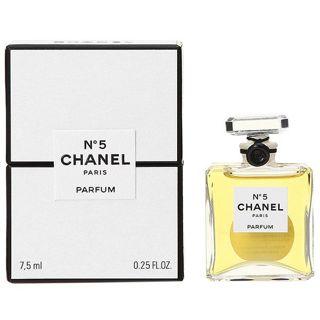 シャネル N°5 香水 (ボトル) 7.5mlの画像