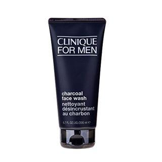 CLINIQUE FOR MEN チャコール フェース ウォッシュ 200mlの画像