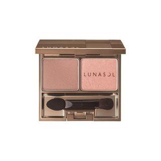 ルナソル フェザリーニュアンスアイズ 01 Mauve Pink 5.1gの画像