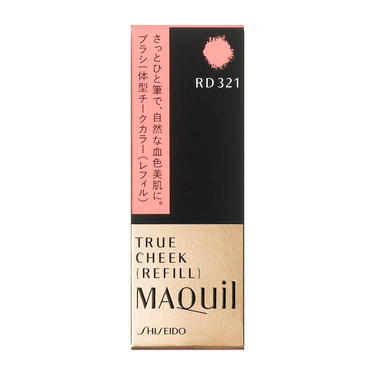 資生堂 マキアージュ トゥルーチーク RD321 (レフィル) 2gのバリエーション4