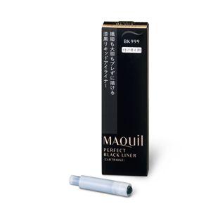 マキアージュ パーフェクトブラックライナー BK999 濃密ブラック 【カートリッジ】 0.4mL の画像 0