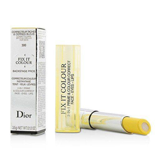 ディオール(Dior)フィックスイットカラー 300 イエローのバリエーション4