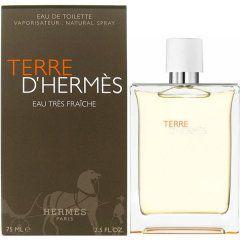 エルメス HERMES テール ドゥ エルメス オー トレ フレーシュ EDT・SP 75ml 香水 フレグランス TERRE D HERMES EAU TRES FRAICHEの画像
