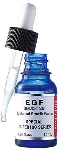 ドクターシーラボ ドクターシーラボ スーパー100シリーズ EGF 10ml 原液化粧品の画像