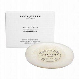 アッカカッパ アッカカッパ ACCA KAPPA ホワイトモスソープ 150g [808962]の画像