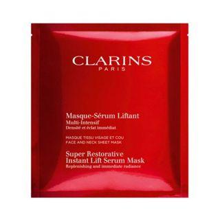 クラランス スープラ シート マスク 5枚の画像