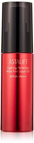 アスタリフト ライティングパーフェクション モイストピュアリキッドUV ライトオークル ( 25g )/ アスタリフトの画像