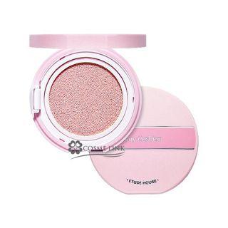 エチュード エニークッション カラーコレクター Pink 14g SPF34 PA++の画像
